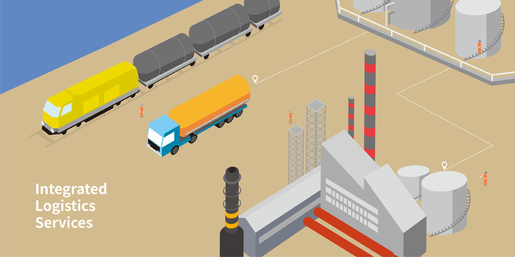 TRASOL | Integrated Logistics Provider
